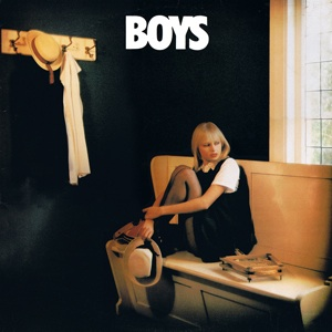 BOYS CD COVER